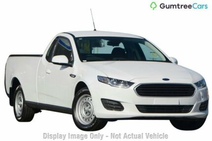 2015 Ford Falcon FG X Ute Super Cab White 6 Speed Sports Automatic Utility Kirrawee Sutherland Area Preview
