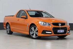 2013 Holden Ute VF SV6 Fantale 6 Speed Manual Utility Bentley Canning Area Preview