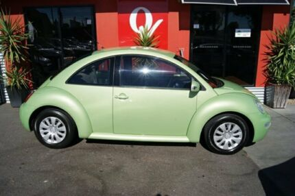 2004 Volkswagen Beetle 9C Miami Green 4 Speed Automatic Hatchback Blair Athol Port Adelaide Area Preview
