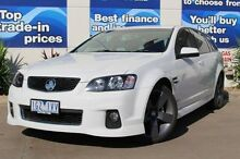 2012 Holden Commodore VE II MY12.5 SV6 Sportwagon Z Series White 6 Speed Sports Automatic Wagon Epping Whittlesea Area Preview