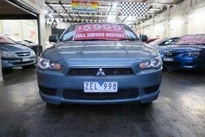 2008 Mitsubishi Lancer CJ ES 5 Speed Manual Sedan Mordialloc Kingston Area Preview