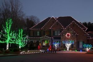 Get Lighted Your House For Xmas By Holiday Lighting! Oakville / Halton Region Toronto (GTA) image 1