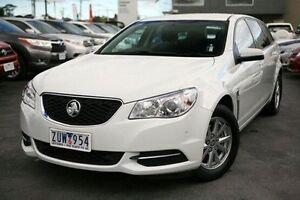 2013 Holden Commodore White Sports Automatic Wagon Frankston Frankston Area Preview