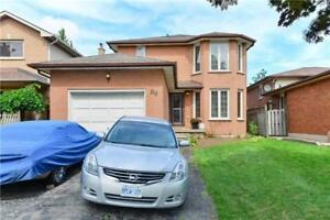 Great Location, Functional Layout 2 Storey Detached With Garage!