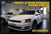 2015 Volkswagen Golf VII MY15 90TSI DSG White 7 Speed Sports Automatic Dual Clutch Wagon Hoppers Crossing Wyndham Area Preview