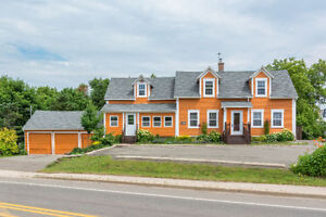 **EXTENSIVELY RENOVATED** RESIDENTIAL OR COMMERCIAL