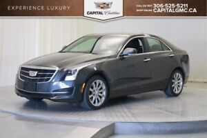 2017 Cadillac ATS Sedan Luxury AWD*Cold Weather Package-Sunroof-