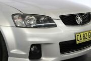 2012 Holden Commodore VE II MY12 SV6 Sportwagon Silver 6 Speed Sports Automatic Wagon Maryville Newcastle Area Preview
