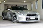 2016 Nissan GT-R R35 MY15 Premium DCT AWD Silver 6 Speed Sports Automatic Dual Clutch Coupe Willagee Melville Area Preview