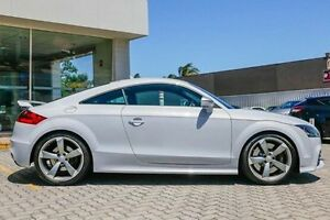 2010 Audi TT 8J MY11 RS Quattro Grey 6 Speed Manual Coupe St James Victoria Park Area Preview