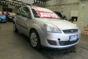 2007 Ford Fiesta WQ LX 4 Speed Automatic Hatchback Mordialloc Kingston Area Preview