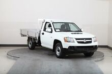 2008 Holden Colorado RC MY09 LX (4x2) White 5 Speed Manual Cab Chassis Smithfield Parramatta Area Preview