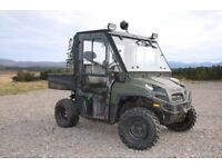 For sale Polaris Ranger 900 Diesel 2012