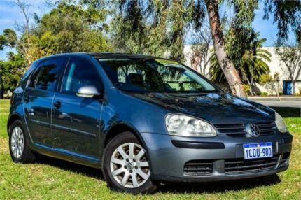 2007 Volkswagen Golf V Comfortline Grey Sports Automatic Dual Clutch Hatchback