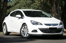 2015 Holden Astra PJ MY15.5 GTC Summit White 6 Speed Automatic Hatchback West Gosford Gosford Area Preview