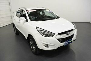 2014 Hyundai ix35 LM Series II Elite (FWD) White 6 Speed Automatic Wagon Moorabbin Kingston Area Preview