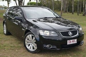 2013 Holden Commodore VE II MY12.5 Z Series Sportwagon Black 6 Speed Sports Automatic Wagon Bundaberg West Bundaberg City Preview