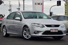 2011 Ford Falcon FG XR6 Silver 6 Speed Sports Automatic Sedan Moorooka Brisbane South West Preview