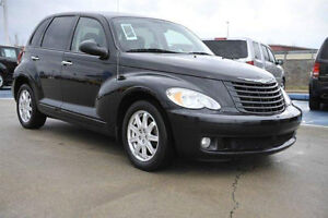 2009 CHRYSLER PT CRUISER LIMITED SPORT--LEATHER SEATS-ONE OWNER-