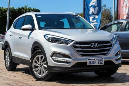 2017 Hyundai Tucson TL2 MY18 Active 2WD Silver 6 Speed Sports Automatic Wagon Morley Bayswater Area Preview