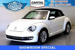 2013 Volkswagen Beetle Convertible Highland Convertible *Leather