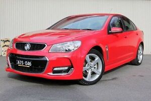 2016 Holden Commodore Red Sports Automatic Sedan Dandenong Greater Dandenong Preview