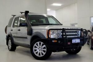 2005 Land Rover Discovery 3 HSE Silver 6 Speed Sports Automatic Wagon Myaree Melville Area Preview