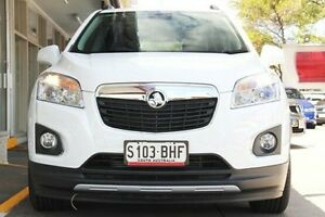 2015 Holden Trax TJ MY16 LTZ White 6 Speed Automatic Wagon Somerton Park Holdfast Bay Preview