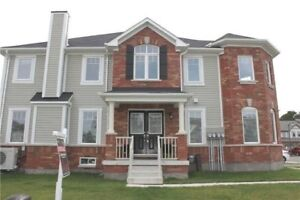 BEAUTIFUL 4-BDRM NORTH OSHAWA TOWNHOUSE FOR RENT
