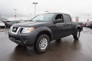 2015 Nissan Frontier 4X4 CREWCAB SV Bluetooth,  A/C,