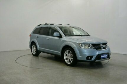 2013 Dodge Journey JC MY13 R/T Blue 6 Speed Automatic Wagon Victoria Park Victoria Park Area Preview