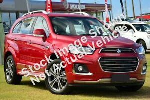 2016 Holden Captiva CG MY16 LTZ AWD Red 6 Speed Sports Automatic Wagon Berrimah Darwin City Preview