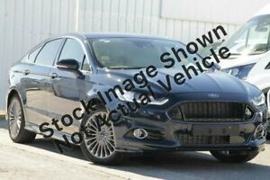 2016 Ford Mondeo MD Titanium SelectShift Blue 6 Speed Sports Automatic Hatchback Parramatta Parramatta Area Preview