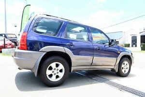 2004 Mazda Tribute MY2004 Luxury Purple 4 Speed Automatic Wagon Woodridge Logan Area Preview