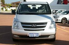 2009 Hyundai iMAX TQ-W Selectronic Silver 5 Speed Sports Automatic Wagon Balcatta Stirling Area Preview