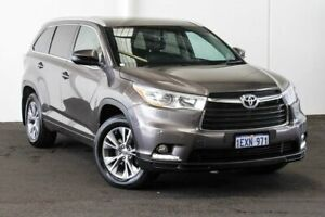 2015 Toyota Kluger GSU55R GXL AWD Predawn Grey 6 Speed Sports Automatic Wagon Myaree Melville Area Preview