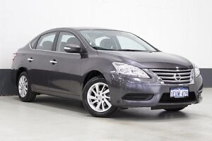 2015 Nissan Pulsar B17 ST Grey Continuous Variable Sedan Bentley Canning Area Preview
