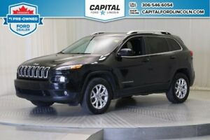 2015 Jeep Cherokee North 4WD *Remote Start*