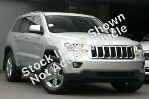 2011 Jeep Grand Cherokee WK MY2012 Laredo Silver 5 Speed Sports Automatic Wagon Kippa-ring Redcliffe Area Preview