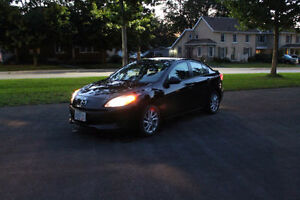 2012 Mazda Mazda3 GS-SKY Sedan 6 Speed Manual