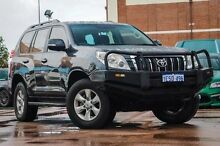2009 Toyota Landcruiser Prado KDJ150R GXL Grey 5 Speed Sports Automatic Wagon Fremantle Fremantle Area Preview