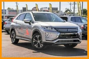 2018 Mitsubishi Eclipse Cross YA MY18 LS 2WD Silver 8 Speed Constant Variable Wagon Aspley Brisbane North East Preview