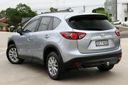 2015 Mazda CX-5 KE1032 Maxx SKYACTIV-Drive AWD Sport Silver 6 Speed Sports Automatic Wagon Liverpool Liverpool Area Preview