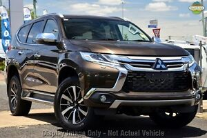 2016 Mitsubishi Pajero Sport QE Exceed (4x4) Deep Bronze 8 Speed Automatic Wagon Liverpool Liverpool Area Preview