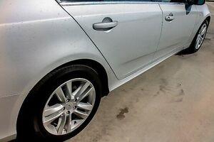 2009 Ford Falcon FG G6 Silver 4 Speed Sports Automatic Sedan Pakenham Cardinia Area Preview
