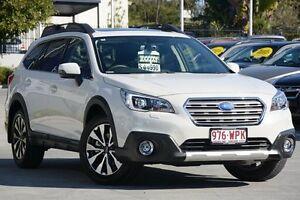 2016 Subaru Outback B6A MY16 2.0D AWD Premium White 6 Speed Manual Wagon Moorooka Brisbane South West Preview