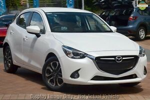 2016 Mazda 2 DJ MY16 Genki Snowflake White Pearl 6 Speed Automatic Hatchback Liverpool Liverpool Area Preview