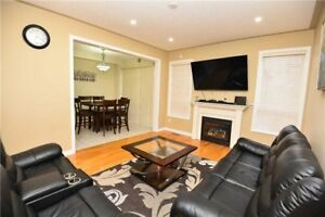 **House for sale in Brampton wth rentable Basement**