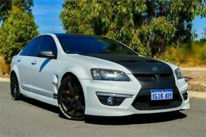 2010 Holden Special Vehicles ClubSport E2 Series GXP White 6 Speed Auto Active Sequential Sedan Rockingham Rockingham Area Preview