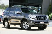 2015 Toyota Landcruiser Prado KDJ150R MY14 GXL Grey 5 Speed Sports Automatic Wagon Moorooka Brisbane South West Preview